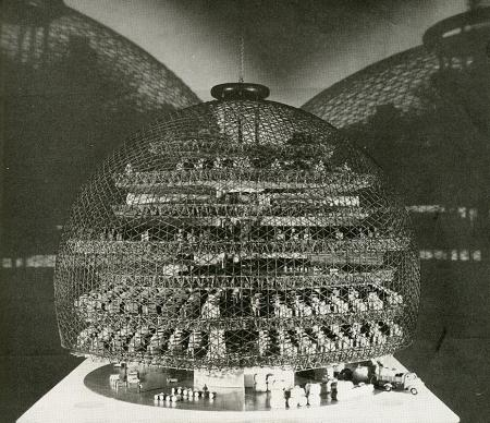 R.Buckminster Fuller. Architectural Forum May 1952, 141