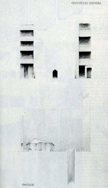 Hiroshi Yoshiuchi. Japan Architect 53 Feb 1978, 19