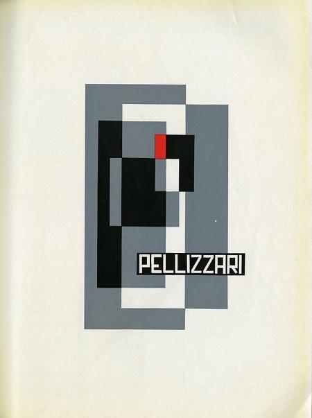 Pellizzari. L'Architettura  1955,