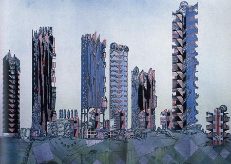 Peter Cook. A+U  1983,