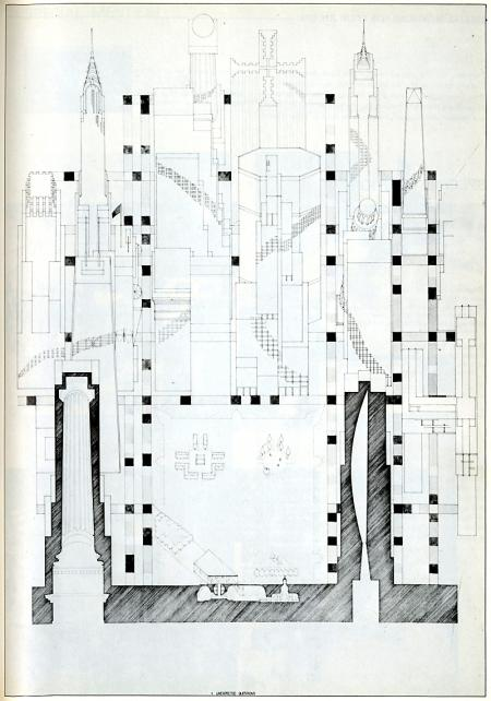 Richard Brearly and Shinichi Tomoe. Japan Architect 53 Feb 1978, 41