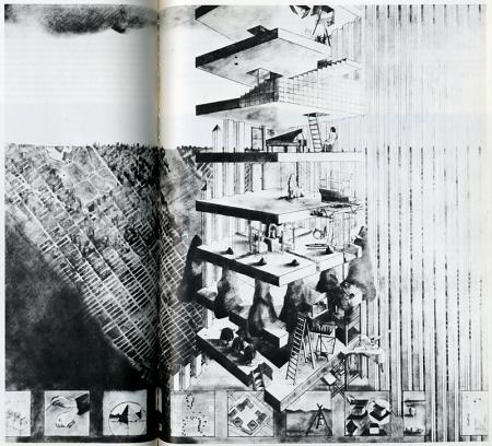 Scott Simeral. Japan Architect 53 Feb 1978, 32