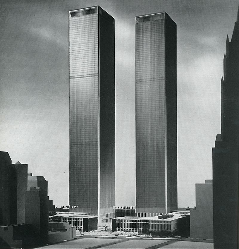 Building  Twin Towers